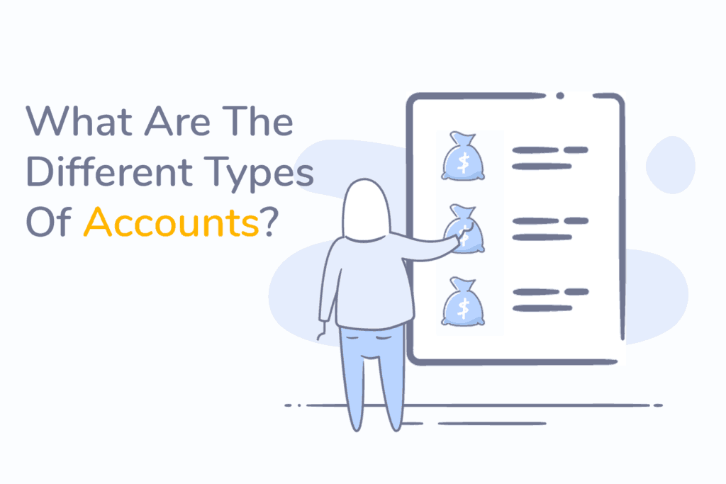 What are the Different Account Types in Accounting? - Kashoo